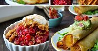 Make the most of Thanksgiving leftovers with recipes starring leftover turkey, mashed potatoes, stuffing, cranberry sauce and more!