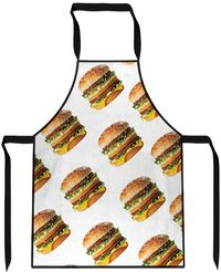 Perez Hilton Big Mac Cooking Apron $29.99