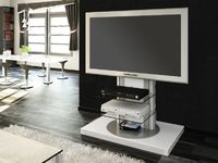 """We are glad to offer you modern and useful RTV cabinet ROMA, designed for all types of flat screens �€"""" PLASMA, LED or LCD up to 55'' with max. weight up to 40kg."""