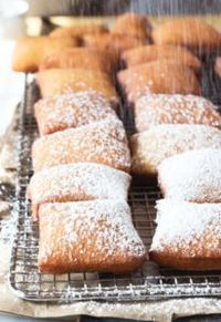 There's nothing more sweet and iconic in New Orleans' French Quarter like a fresh batch of beignets (�€œben-yays�€). The timeless dessert is a highly recommended s