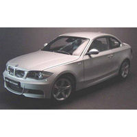 bmw 135i Coupe 2007 - Silver 1:18 Kyosho has announced a 1/18 scale replica of BMWs 1 Series Coupe which was launched in 2007. This replica will be finished in Silver. http://www.comparestoreprices.co.uk/model-cars/bmw-135i-coupe-2007--silver-118.asp
