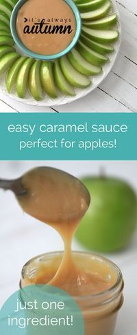 Learn how to make delicious creamy caramel sauce (dulche de leche) from sweetened condensed milk the safe and easy way, in the oven. perfect dip for apples!