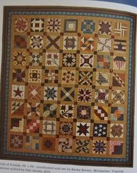 American Homestead: Civil War Quilt Block a Week