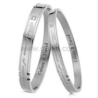 Gullei.com Custom His and Hers Couples Relationship Bracelets https://www.gullei.com/couples-gift-ideas/his-and-her-bracelets.html