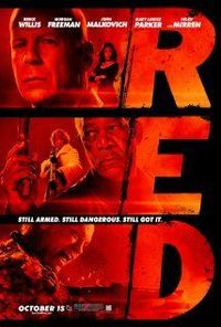 Red. Retired Extremely Dangerous. Any movie with Helen Mirren, Morgan Freeman, Bruce Willis, and John Malkovich has got to be good, and it was.