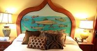 Our artists transformed the headboards for the new Kennedy School rooms into beautiful pieces of one-of-kind art.