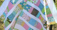Charm Square Baby Quilts...