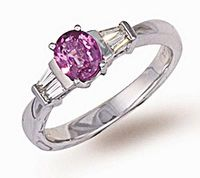 Ampalian Jewellery 18 Carat White Gold Pink Sapphire Ring (467) A delicious 18 carat white gold ring set with a pink sapphire and diamonds http://www.comparestoreprices.co.uk/gold-jewellery/ampalian-jewellery-18-carat-white-gold-pink-sapphire-ring...