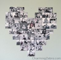 Everyday Pictures Displayed