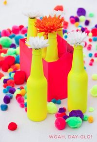 27 Neon DIYs That Pack A Punch