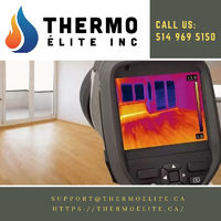 Thermo Elite is specialized in providing end to end Thermographic Inspection to locate thermal problems in your building. Contact us today for help! 514 969 5150 Learn more: https://thermoelite.ca/