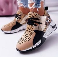 Spring Autumn Canvas Leather Leopard Womens Sneakers Shoes,NEW,on Sale! More Info:https://cheapsalemarket.com/product/spring-autumn-canvas-leather-leopard-womens-sneakers-shoes/