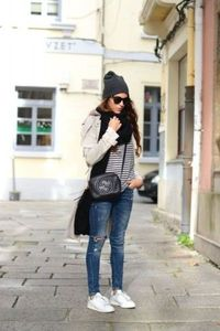 casual street style looks