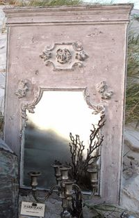 Learn how to make your own Trumeau style mirrors from scratch. One of the 6 projects to be made in the FARRAGOZ Online Course which teaches students how to make, apply and distress their own paint to look authentically old.