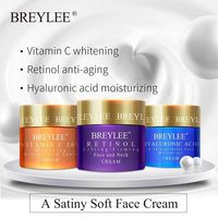 BREYLEE Whitening-Anti-Aging-Moisturizing Face Skin Care System $19.97