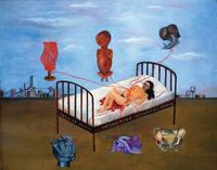 Frida Kahlo's works conveyed complex physical and psychological turmoil, often with astounding anatomical accuracy. Infertility remained a motif througho...
