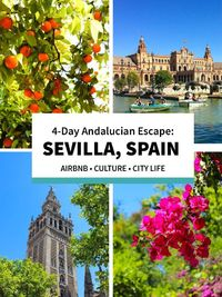 This Seville itinerary guides you around one of Spain's most vibrant cities, giving you places to see, delicious restaurants and sites off the beaten path.