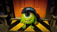 disney pixar, monster university and monsters.