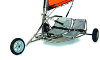 shadow accessory from big brand Blokart , fit for 1 adult and 1 child or for 2 adults in high winds