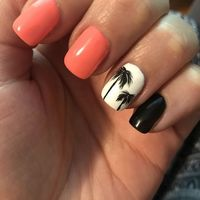 Summer days are here again. While preparing your best summer dress you should also try out fun and amazing summer nail art! A fashion girl is often in a beauty