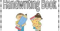 Free A-Z Beginners Handwriting Book: Each letter of the alphabet practices handwriting as well as a short word for the student to sound out and spell. After they read the word, they will draw a picture of the word