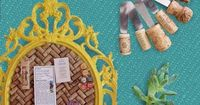 50 DIY Wine Cork Crafts Projects and Ideas by DIY JOY