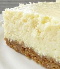 Recipe: Vanilla Cheesecake Bars