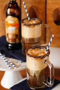 Tweet Tweet What happens when you mix a classic root beer float with Kahlúa French Vanilla? Magic, that's what! I found this recipe for Kahlúa Root Beer on the