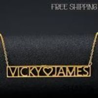 COUPLES NECKLACE NAMES