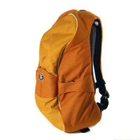 Crumpler Base Toucher Dark Orange The Base Toucher has original 1000d Chicken Tex Supreme hyper performance accessory fabric and waterproof ripstop lining. Theres a removable extra padded laptop sleeve with additional zip pocket and p http://www.comparest...