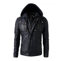 MEN'S BLACK HOODED BIKER LEATHER JACKET.jpg