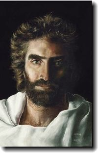 painting of Jesus by 8 year old Akiane Kramarik... so amazing and so is this young girls life story!