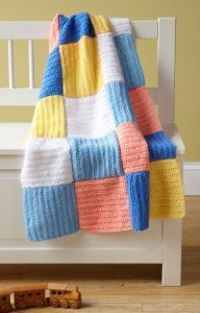 Baby blankets always make an excellent baby shower gift because they are sentimental and treasured for years to come. This Beginner Crochet Baby Afghan is espec