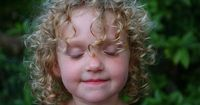 "Hair Care 101 for Curly-Haired Tots ... wish I had found this article 2 years ago! GREAT advice! Author says ""there are days when I let the haircare slip and my eldest runs around society looking as though no one really loves her with her wild tangle..."