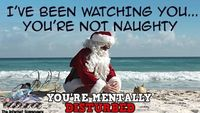 Santa has been watching you sarcastic humor #funny #humor #lol #sarcastichumor #sarcasm #PMSLweb