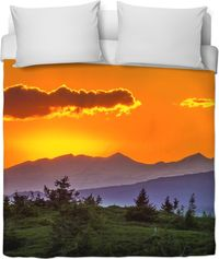 Country Skies Duvet Cover $120.00