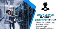 We at server firm offers Linux server security services to our clients, we also provide reliable and secure management services. Server firm is providing Linux server security services with more than 10 years in all over India. IT Monteur, B-71, Shalimar...