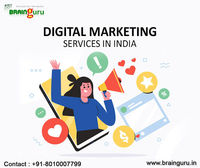 Digital Marketing Services In India  Brainguru is one of the top digital Marketing Company in India for all your digital marketing needs. You can take your Business to the next level with our marketing strategy. https://brainguru.in/services/digital-ma...