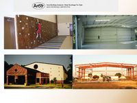 Gymnasiums and arenas are buildings that bring communities together. That is why choosing the right material for these buildings is important. Arco Building Systems is a premier provider of metal gym buildings around the United States. Discover the many u...