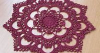 doily pattern (must join Ravelry) CROHET