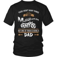 Motorcycle T-Shirt, Biker T-Shirt, This Dad Loves Motorcycles T-Shirt, Dad T-Shirt, Gift for Dad, Biker Dad, Biker Father $20.99
