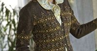 This is on my list to make. Harvest Cardigan by Robin Melanson ........... 2nd poster: it is beautiful and I shall be shortlisting this too :-)