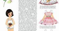 I use to love looking for the Betsy McCall paper doll page in the McCall's magazine
