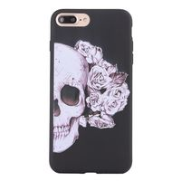 "Muerte�""� Skull & Flower Case for iPhone�""� 7 Plus $11.99"