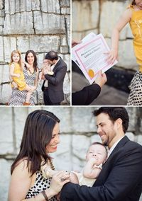 Adoption Day Photos - so precious! Like showing the adoption papers