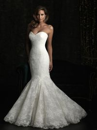 Allure Bridal Style 8970