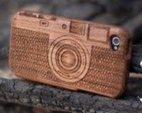 A unique way to protect your phone is with a wooden #iphone case. Personalize it any way you would like.