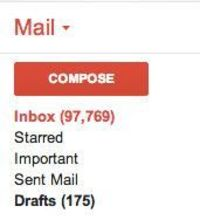 Let's be real: Most of us are pretty dependent on our email. I mean, don't you guys often wake up to an inbox that looks like this?