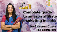 Digital Marketing Training by Prof. Seema Gupta  Digital Marketing training course has designed according to the latest technologies   which are using in corporation at high level. Join our digital marketing training   course and become a part of th...