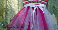 Ravelry: Tulip and Tulle Spring Dress pattern by Sheri Weber